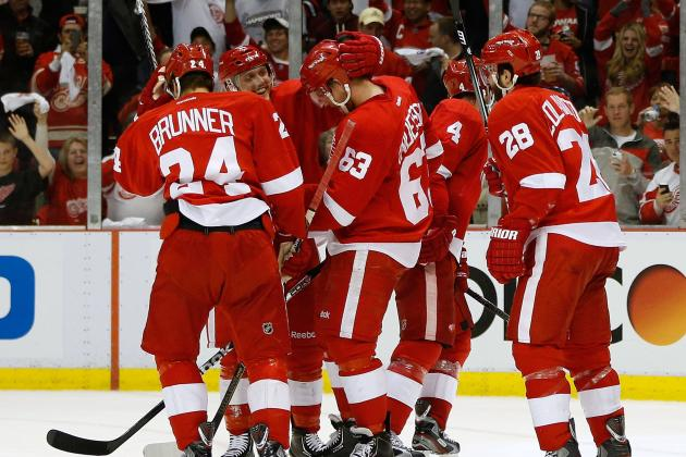 Detroit Red Wings: Fans Have Reasons to be Optimistic About the Team's Future