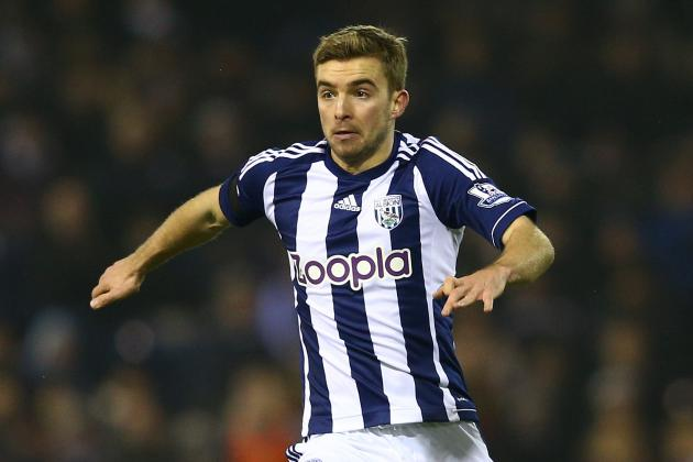 West Brom Midfielder James Morrison to Captain Scotland in Croatia