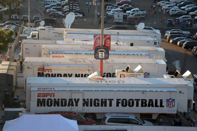 99 Stats Until Kickoff: (No. 8) Eight Stats About Monday Night Football