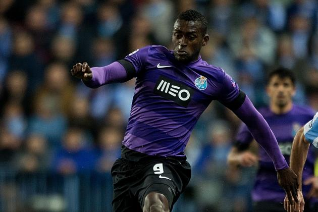 Transfer News: Porto Striker Jackson Martinez Happy to Stay