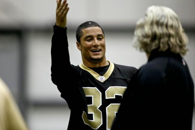 Saints Defense Gives Fans Something to Cheer About During Wednesday's Practice