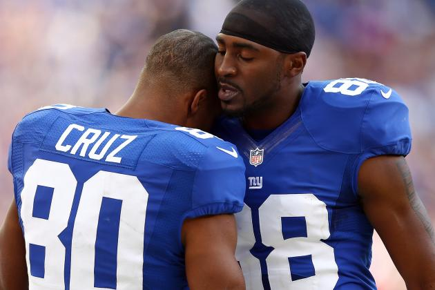 Former New York Giants WR Amani Toomer Says Victor Cruz, Hakeem Nicks