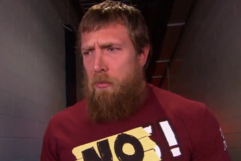 Daniel Bryan Challenging John Cena for the WWE Title Is a Mistake