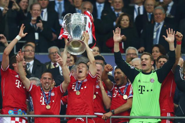 How Bayern Munich Are Building a Platform for Long-Term European Dominance