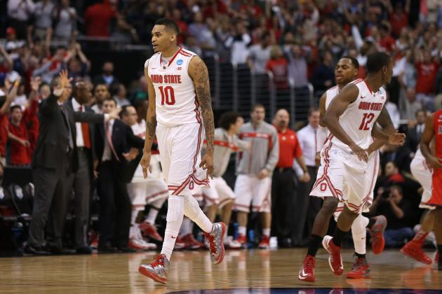 Ohio State Basketball: Can LaQuinton Ross Replace Deshaun Thomas' Scoring?