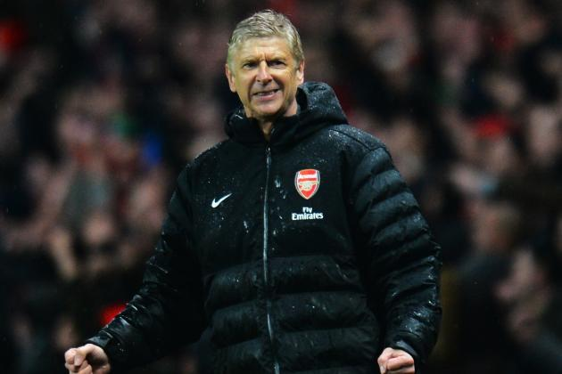 Arsenal Expect Arsène Wenger to Sign New Deal and Snub Paris Saint-Germain
