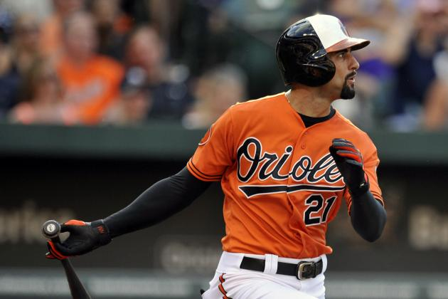 Markakis Won't Play Thursday's Game vs. Astros