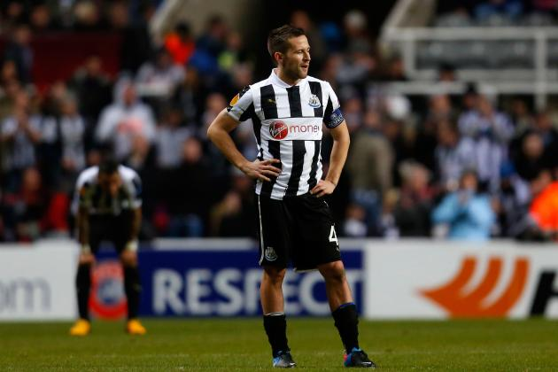As Monaco Line Up Move for Newcastle United Midfielder Yohan Cabaye