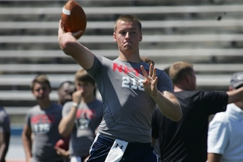 Is Penn State Best Fit for 4-Star QB Michael O'Connor?
