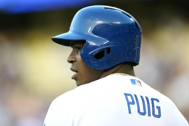 You Mean Yasiel Puig Really Isn't Going to Hit .625 Forever?