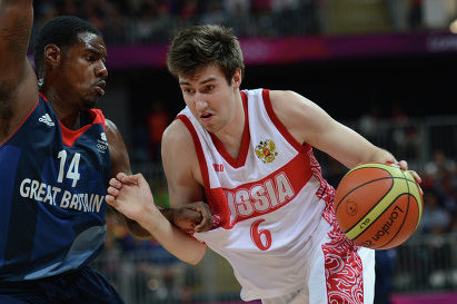Will Sergey Karasev Be the Biggest Surprise of the 2013 NBA Draft?
