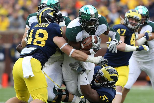 Michigan vs. Michigan State Under the Lights? Yes Please, for Sake of Big Ten