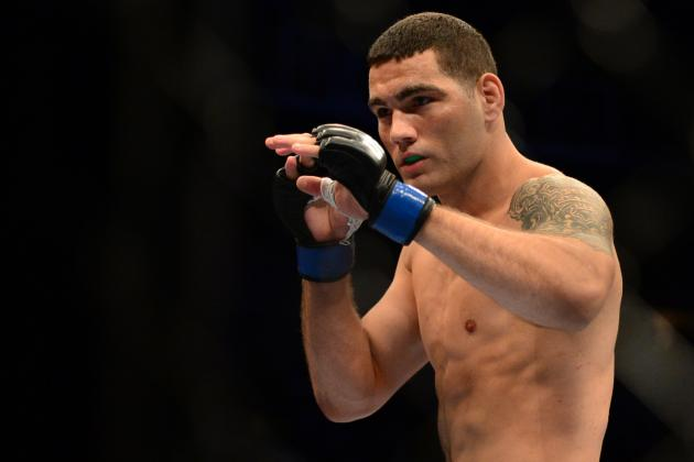 UFC News: Chris Weidman Offered to Fight Jon Jones at UFC 151