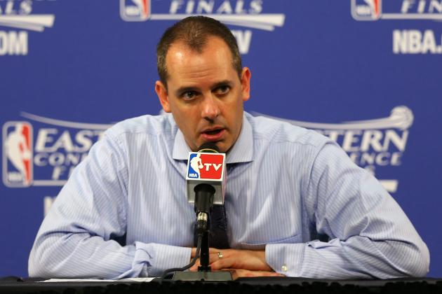 Frank Vogel Talks Higher Expectations, Granger's Role and West's Future
