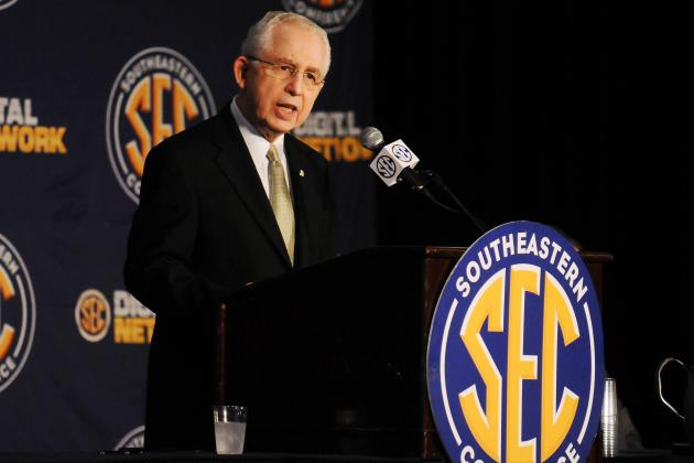 If Mike Slive Retires in 2014, Here are the Top Candidates for SEC Commissioner