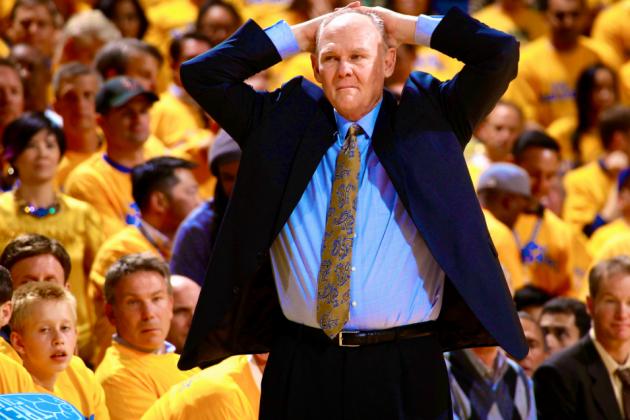 Denver Nuggets Part Ways with Head Coach George Karl