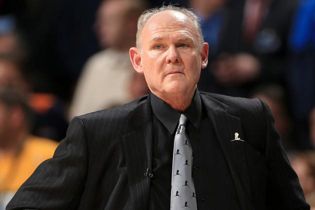 Report: Grizzlies Will Contact George Karl for Coaching Job
