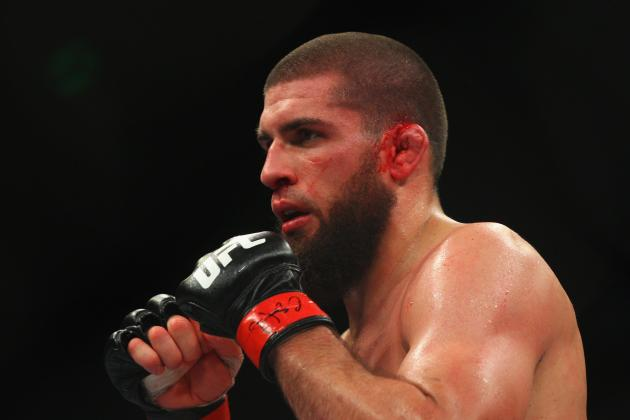 Court McGee to Face Robert Whittaker at UFC on Fox Sports 1: 2
