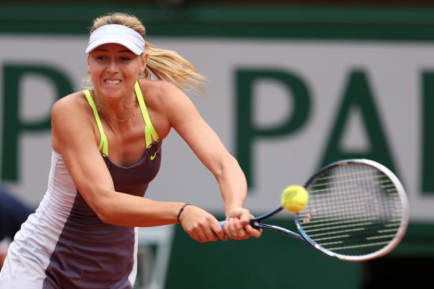 Sharapova vs. Azarenka: Recap & Results from French Open 2013 Women's Semifinal