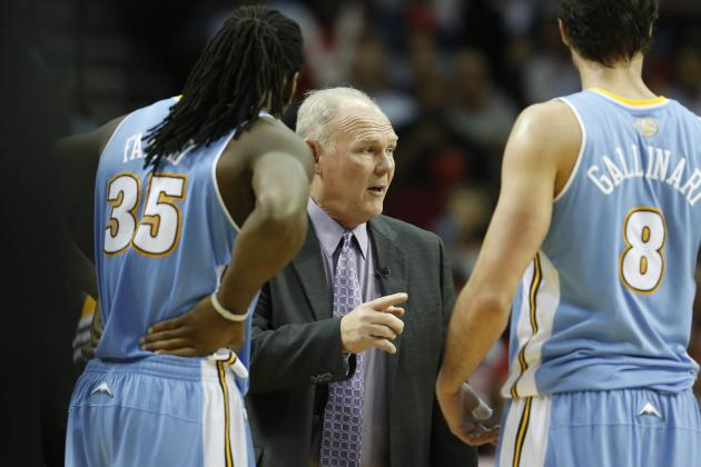 Kenneth Faried Doesn't Seem Too Happy About the George Karl Firing