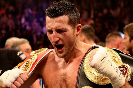 Carl Froch and George Groves Will Fight, Says Eddie Hearn