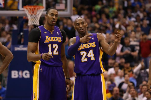 Does Kobe Bryant Need Dwight Howard with Lakers to Solidify Legacy?
