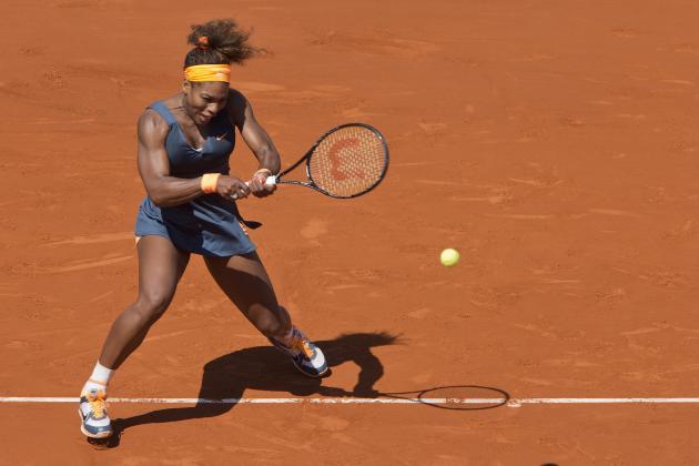 Serena Williams vs Sara Errani: Previewing Women's French Open Semifinal