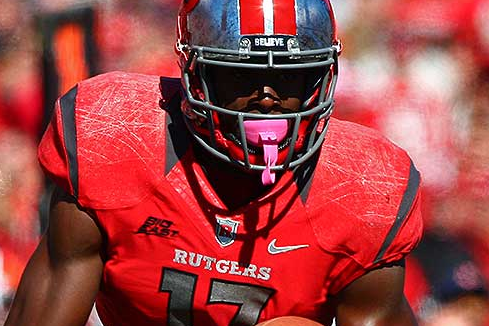 Rutgers Junior WR Brandon Coleman Named Preseason All-American