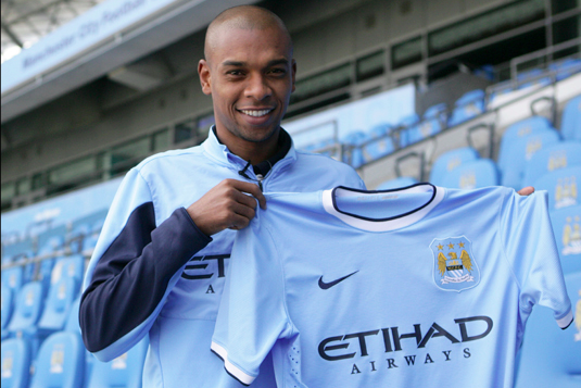 Manchester City Officially Sign Fernandinho from Shakhtar Donetsk