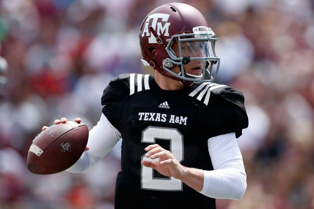Comparing Johnny Manziel to Other Texas A&M QBs of the BCS Era