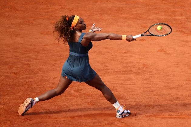 Williams vs. Errani: Recap and Results from French Open 2013 Women's Semifinal
