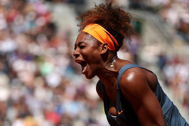 Serena Williams Is Unbeatable Heading into French Open Final vs. Maria Sharapova
