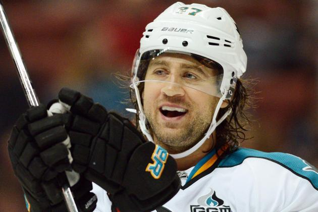 Burish: Kings Were 'slowing Down' During Sharks Series