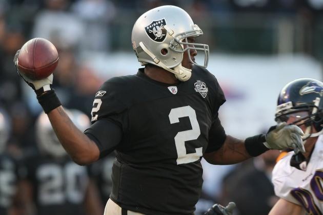 What Does JaMarcus Russell's Second Chance Mean for Vince Young?