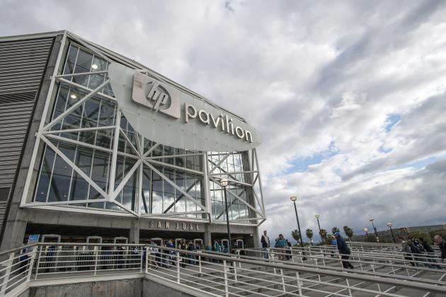 Goodbye HP Pavilion; Shark Tank Gets New Name