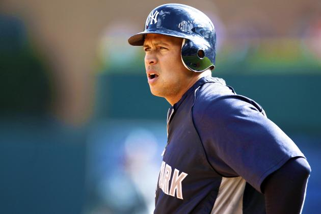 Alex Rodriguez Responds to Suspension Report Regarding Biogenesis PED Clinic