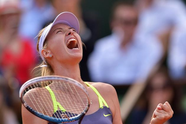 Maria Sharapova Will Give Serena Williams Run for Her Money in French Open Final