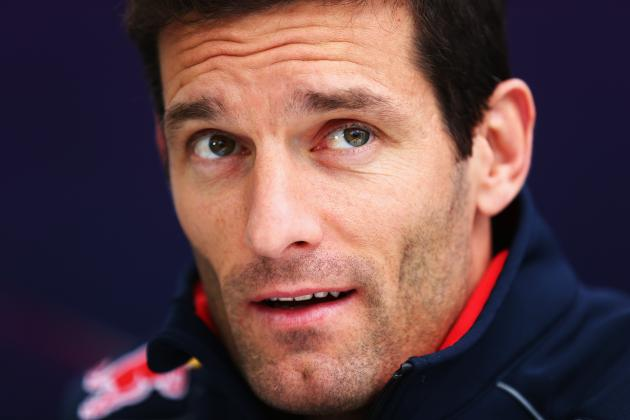 Hard to Gain Satisfaction from F1 in 2013: Mark Webber