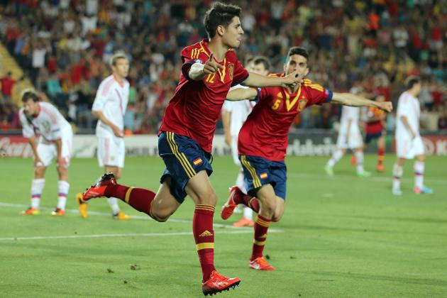 Spain vs. Russia: Score and Recap for Euro U-21 Championship Match