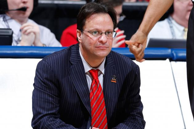 Tom Crean Seems to Be Coming Around to the Idea of Playing Louisville