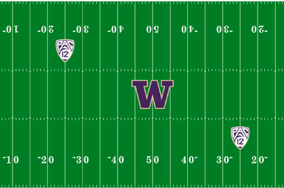 Husky Stadium FieldTurf Installation Is Underway