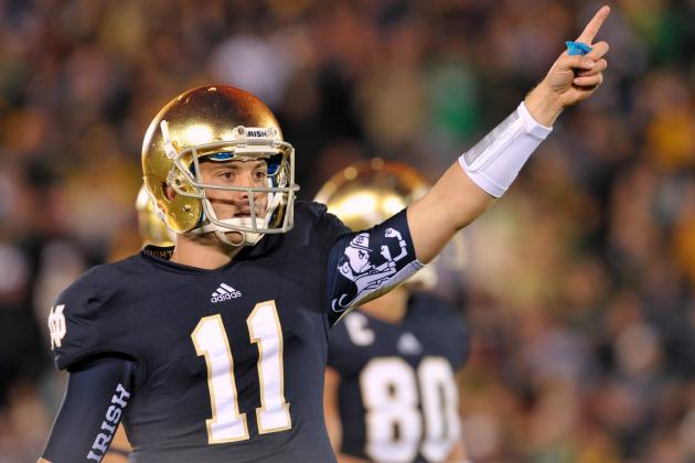Reasonable Expectations for Notre Dame Football with Tommy Rees as Starting QB
