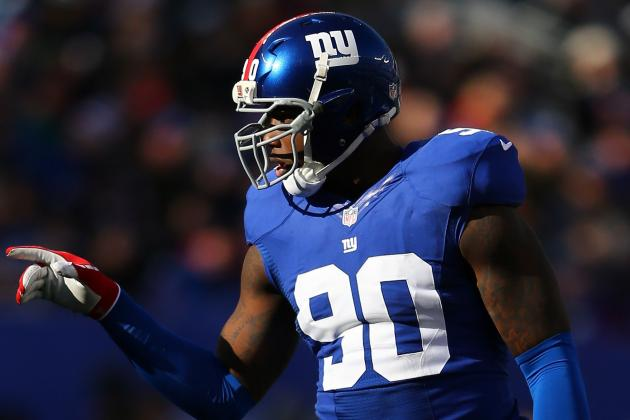 Tom Coughlin Isn't Counting on Pierre-Paul for Week One