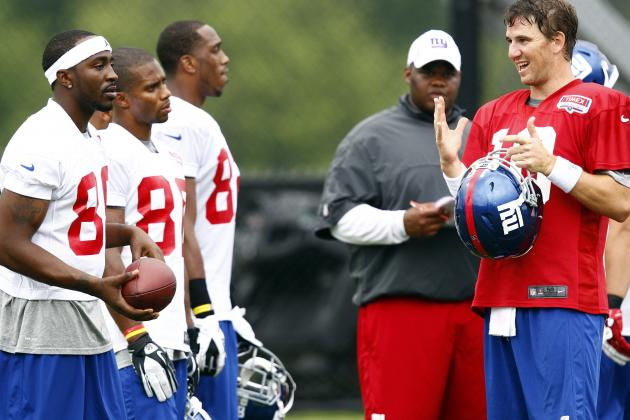 Giants' Eli Manning: Duke Workouts with WRs 'not a Substitute' for OTAs