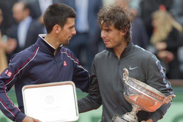 Nadal vs. Djokovic: French Open Semifinals Will Determine Tournament Champion