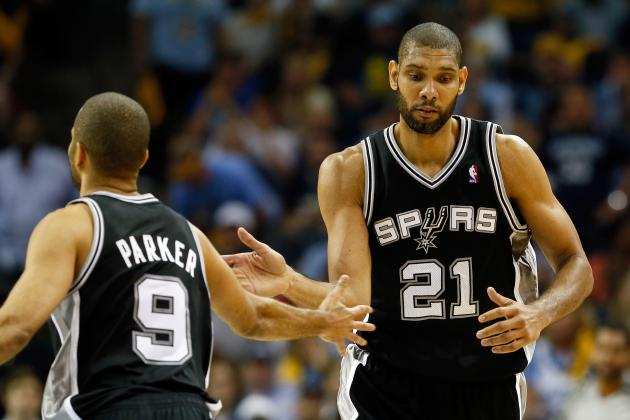Predicting the NBA Finals MVP If the San Antonio Spurs Win the Title