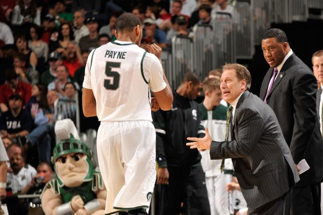 Michigan State's Tom Izzo Sees Lottery-Pick Potential in His Players