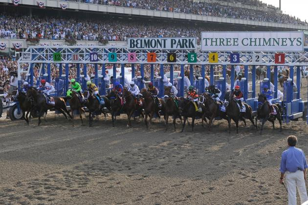 Belmont Stakes 2013 Post Positions: Long Shots Bolstered by Favorable Gates