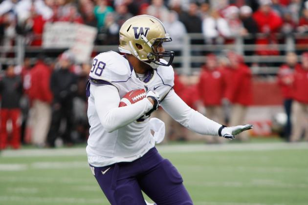 Seferian-Jenkins Earning Lots of All-American Recognition