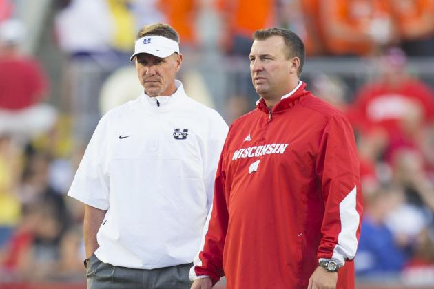 Wisconsin Football: Gary Andersen Converting Badger Faithful to New Scheme